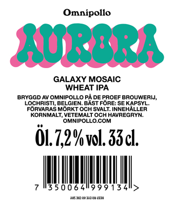 Normal aurora label 1 01