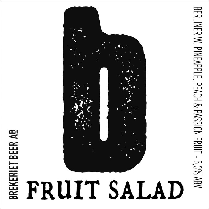 Normal fruit salad