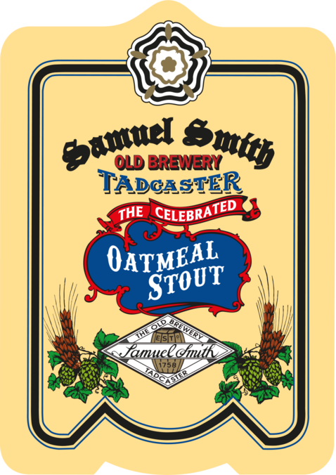 Normal 355ml oatmeal stout front