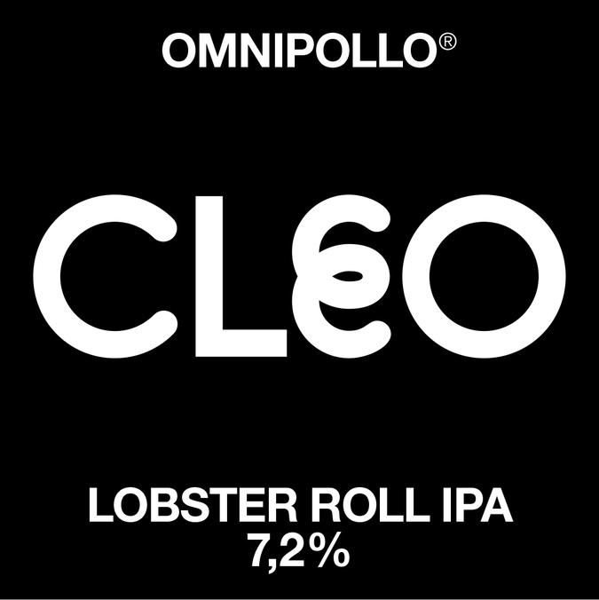 Normal fatskylt omnipollo cleo