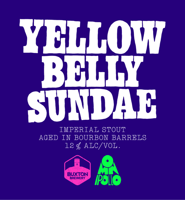 Normal fatskylt omnipollo yellow belly sundae