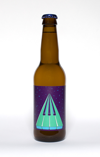 Normal omnipollo bottle mackaper 33cl