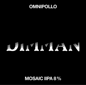 Normal fatskylt omnipollo dimman mosaic